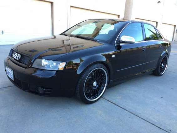 Pictures of Excellent 2004 audi s4 6speed on sale 4