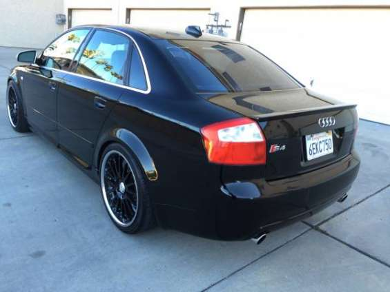 Pictures of Excellent 2004 audi s4 6speed on sale 1