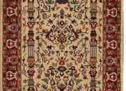 Without any damage cream 69x138 Prayer Rug sale used