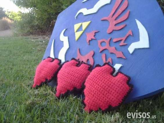 Pictures of Low price crocheted plush creatures items for sale minecraft, pokemon, etc urgen 5