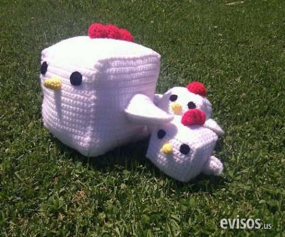 Pictures of Low price crocheted plush creatures items for sale minecraft, pokemon, etc urgen 11