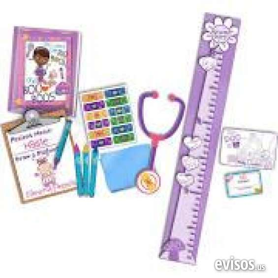 Negotiable doc mcstuffins learn to be doc toy doctor activity product on sale