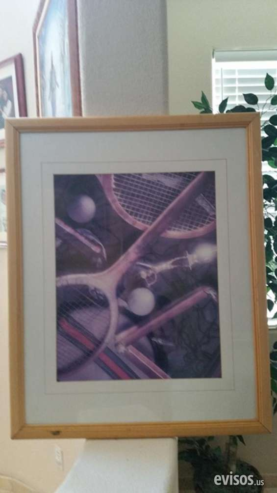 Sale used picture frame 24 x 30 reduced price slightly used