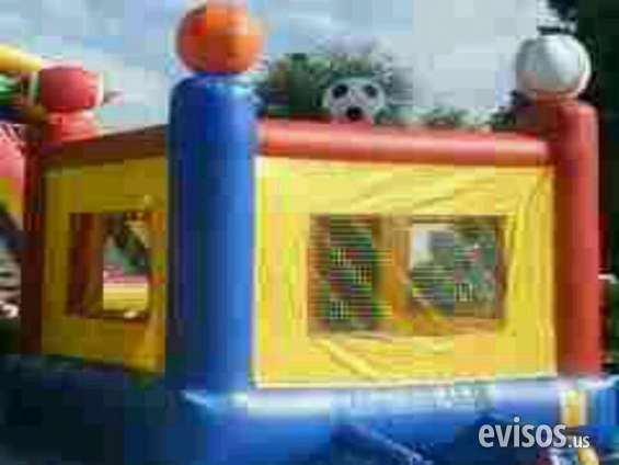 Sale bounce house neat and crisp