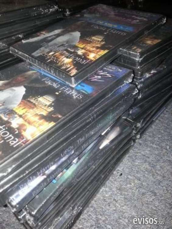 Now on sale! brand new sealed dvds 488 piec paranormal ufology rrp $7320 $750 central florida on sale