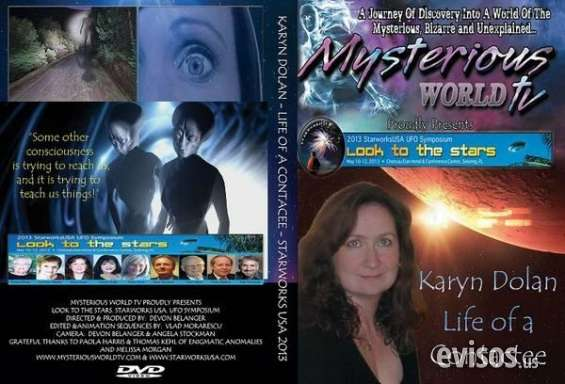 Pictures of Now on sale! brand new sealed dvds 488 piec paranormal  ufology  rrp $7320  $750 3