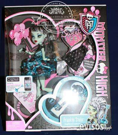 Pictures of Best offer huge lot of monster high dolls  all brand new in box  excellent condi 6