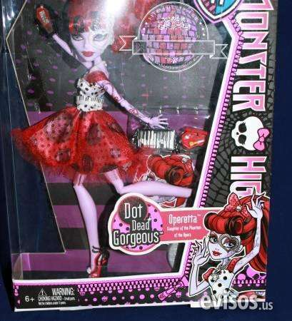 Pictures of Best offer huge lot of monster high dolls  all brand new in box  excellent condi 1