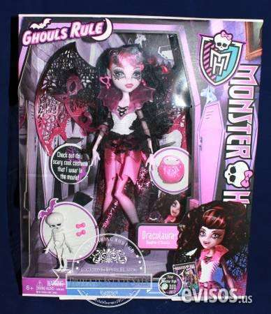 Pictures of Best offer huge lot of monster high dolls  all brand new in box  excellent condi 3