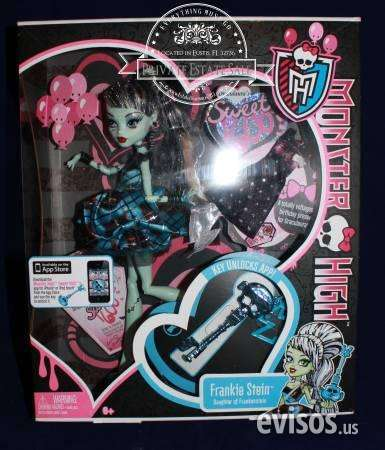 Pictures of Best offer huge lot of monster high dolls  all brand new in box  excellent condi 5