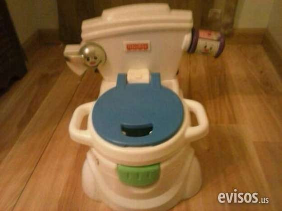 Working perfectly fisher price musical potty chair incredible
